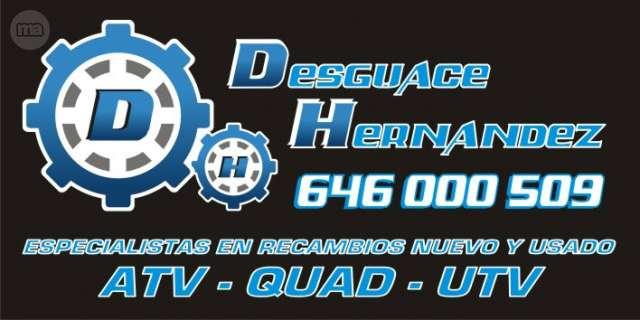 DESGUACE HERNANDEZ - QUAD 646 000 509
