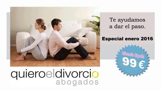 DIVORCIO EXPRESS BÁSICO 99