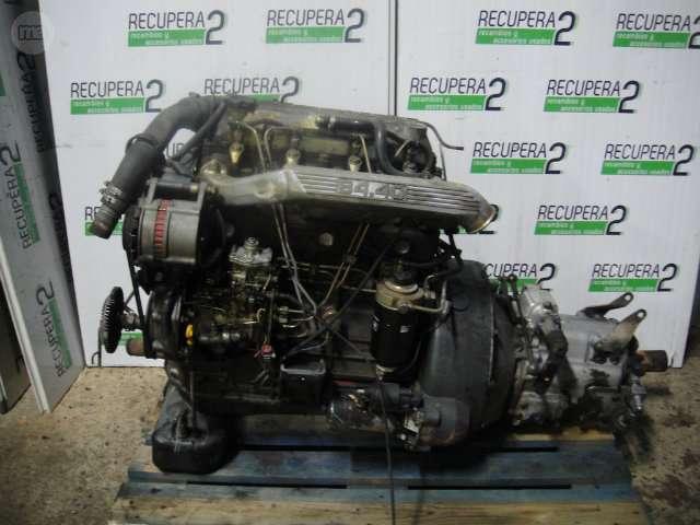 VENDO MOTOR NISSAN L35-CABSTA B4. 40