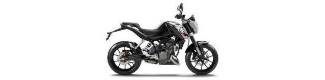 MOTO DESGUACE KTM DUKE 125 2012