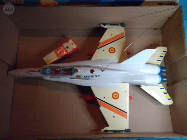 AVION F - 18 MONO CANAL DE SANCHIS