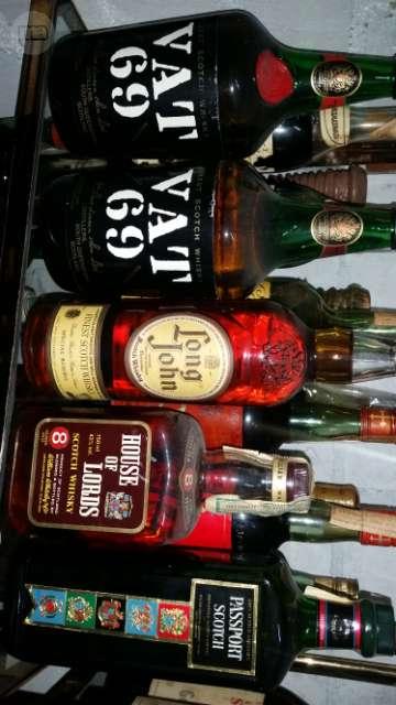 Compro Brandy Whisky Y Licores Antiguod