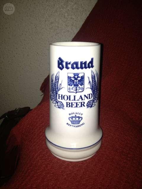 Jarra Cerveza Hollan Brand