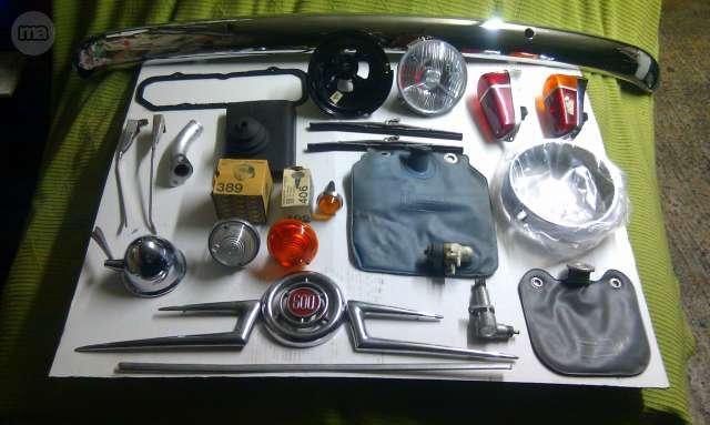 RECAMBIOS SEAT 600