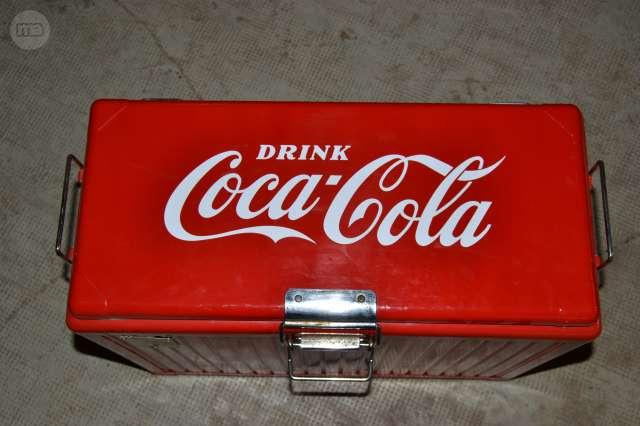 Nevera De Coca Cola