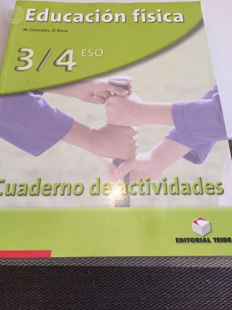 EDUCACION FÍSICA 3 4 ESO