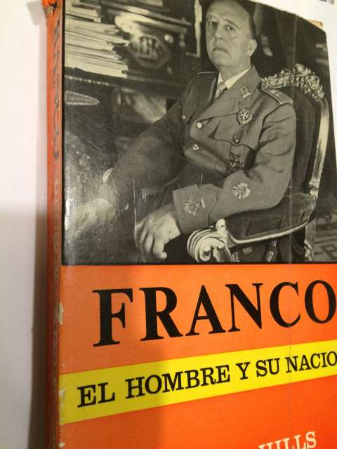 Libro Francisco Franco