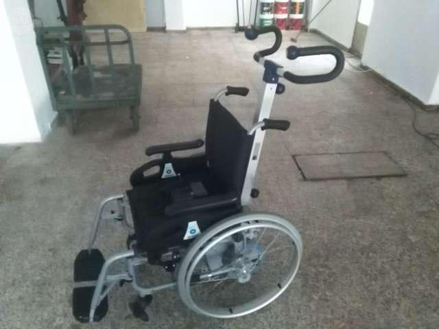 adaptador silla ruedas para escaleras