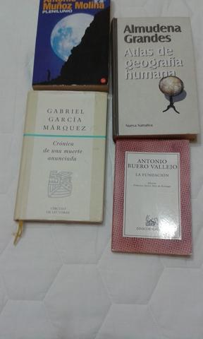 LIBROS DE LECTURA OBLIGADA EN ESO Y BACH - foto 1