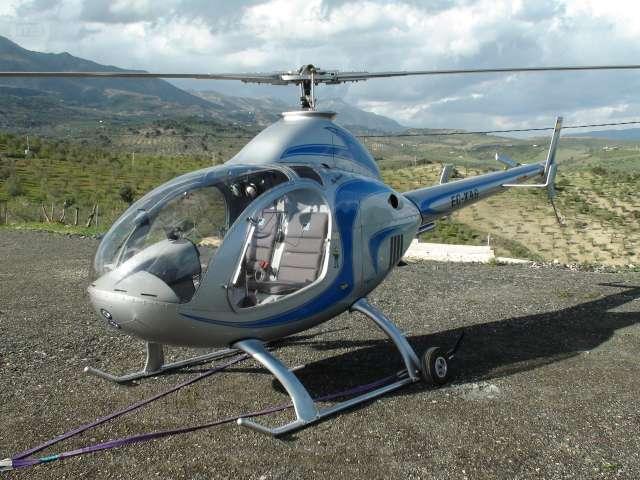HELICOPTERO ROTORWAY BI-PLAZA - foto 1