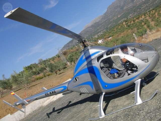 HELICOPTERO ROTORWAY BI-PLAZA - foto 2