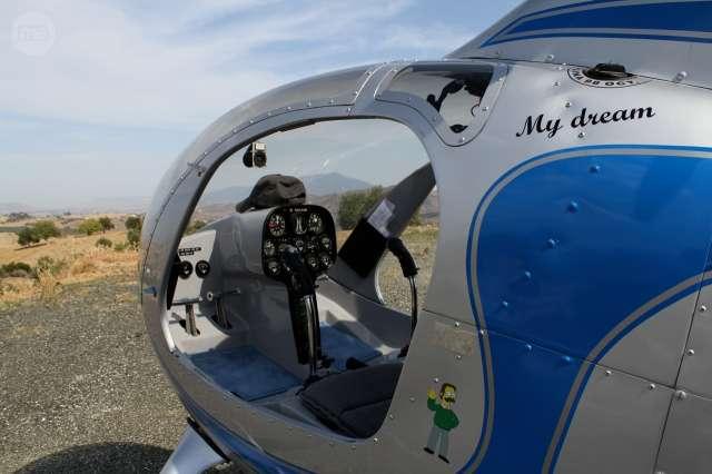 HELICOPTERO ROTORWAY BI-PLAZA - foto 3