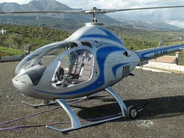 HELICOPTERO ROTORWAY BI-PLAZA - foto 6