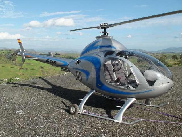HELICOPTERO ROTORWAY BI-PLAZA - foto 9