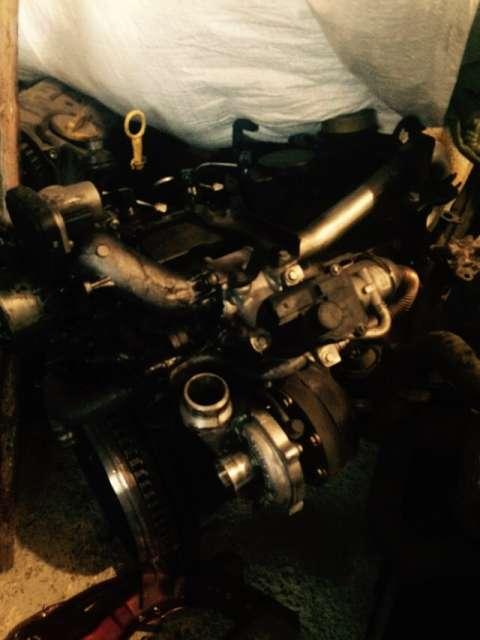DESPIECE MOTOR 1. 5 DCI 106CV