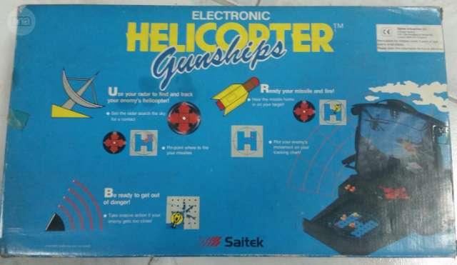 ELECTRONIC HELICOPTER GUNSHIPS DE SAITEK - foto 2