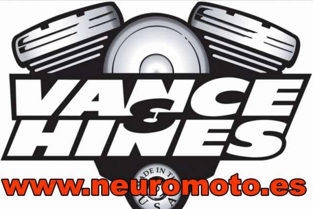 VANCE HINES ESCAPES