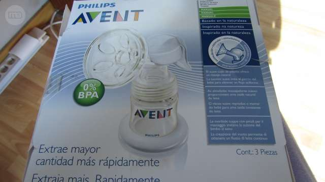SACALECHES AVENT