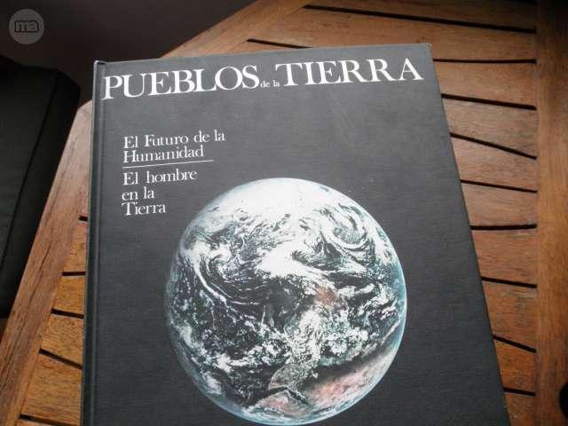 ENCICLOPEDIA PUEBLOS DE LA TIERRA,  SALVA - foto 1