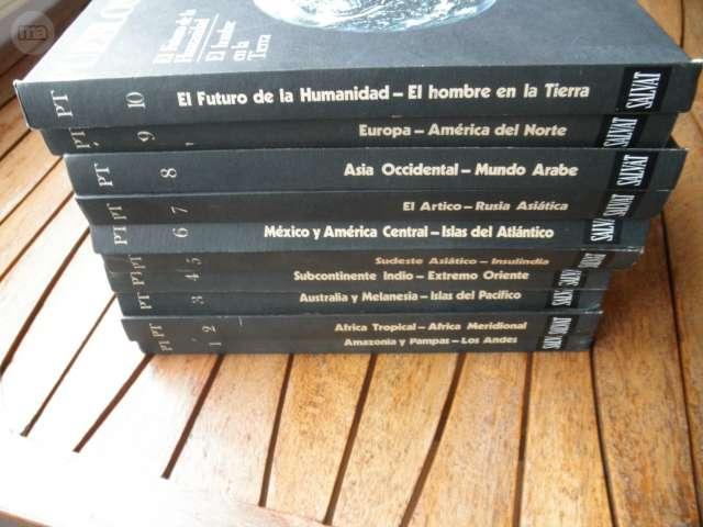 ENCICLOPEDIA PUEBLOS DE LA TIERRA,  SALVA - foto 2