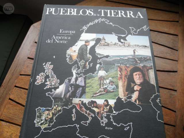 ENCICLOPEDIA PUEBLOS DE LA TIERRA,  SALVA - foto 3