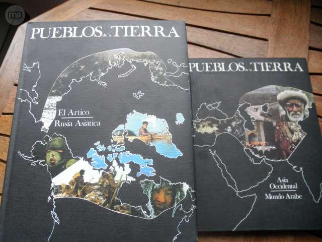 ENCICLOPEDIA PUEBLOS DE LA TIERRA,  SALVA - foto 4