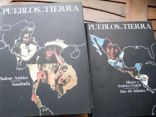 ENCICLOPEDIA PUEBLOS DE LA TIERRA,  SALVA - foto 5