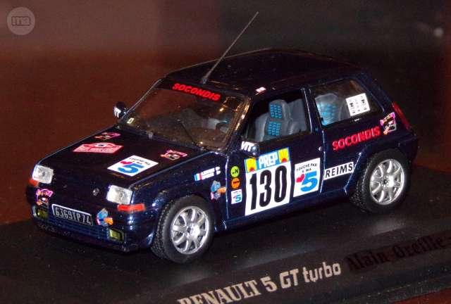 Renault 5 Gt Turbo Trans Kit Rallye De M