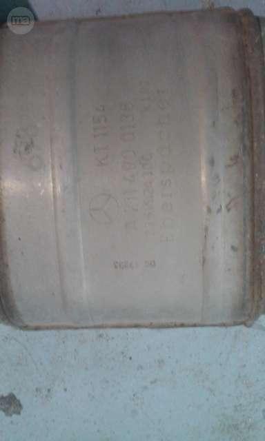 MERCEDES BENZ CDI CLASE 211 DEL 2002