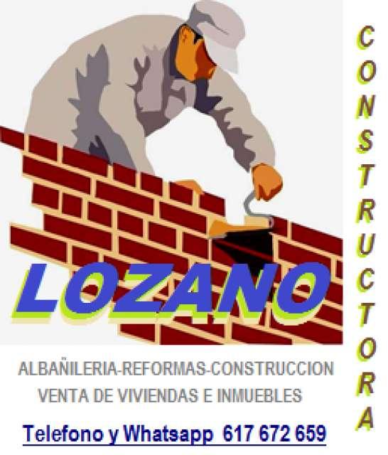 REFORMAS/CONSTRUCCION (A 11, 5   LA HORA) - foto 1