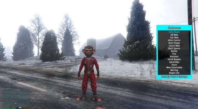 MODMENU GTA V PS3