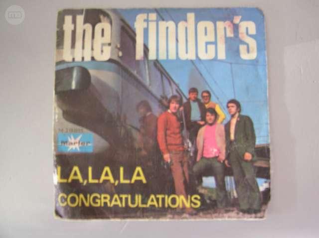 SINGLE DE THE FINDER S