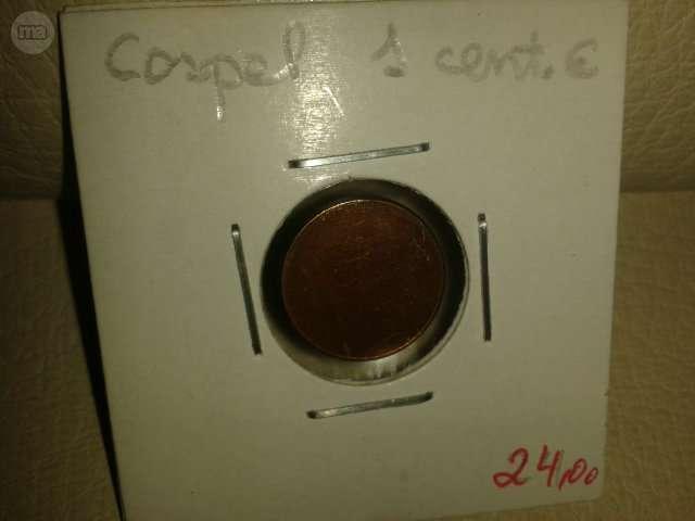 Cospel De 1 Centimo De Euro