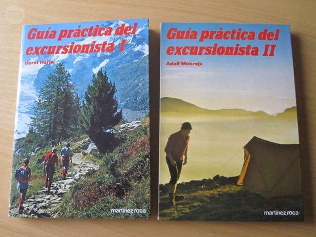 GUIA PRACTICA DEL EXCURSIONISTA,  I Y II - foto 1