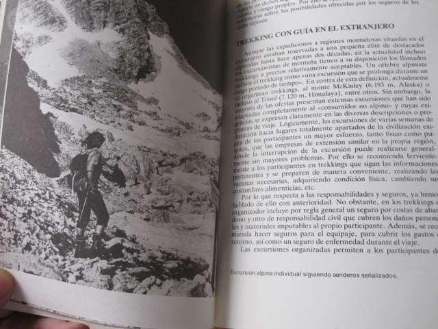 GUIA PRACTICA DEL EXCURSIONISTA,  I Y II - foto 2
