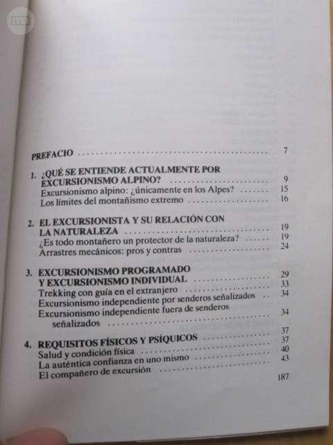 GUIA PRACTICA DEL EXCURSIONISTA,  I Y II - foto 7