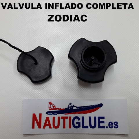 VALVULA INFLADO ZODIAC ORIGINAL - foto 1