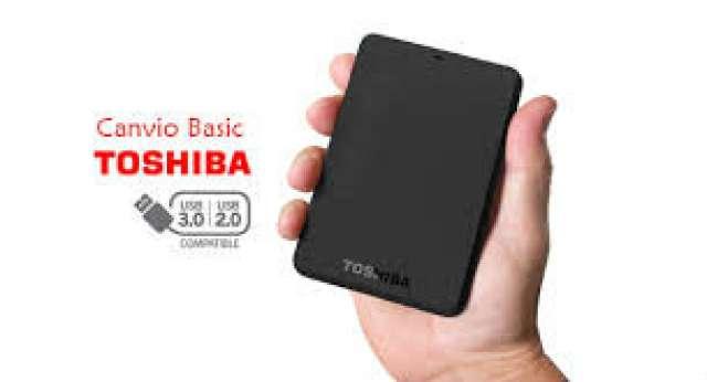 DISCO DURO EXTERNO TOSHIBA  1 TB - foto 2