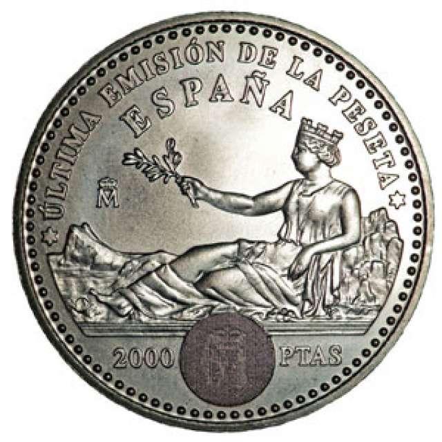 Coleccion 8 Monedas De Plata