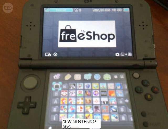 MODIFICA NINTENDO 2DS 3DS NEW 3DS 11. 6
