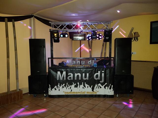 DJ PARA BODAS EVENTOS Y FISETAS
