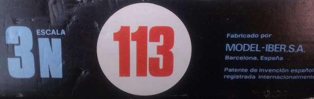 IBERTREN 113 - foto 2
