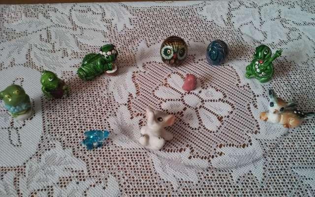 10 Figuritas Miniaturas