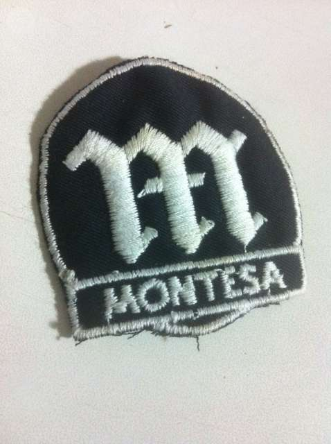 PARCHE MONTESA