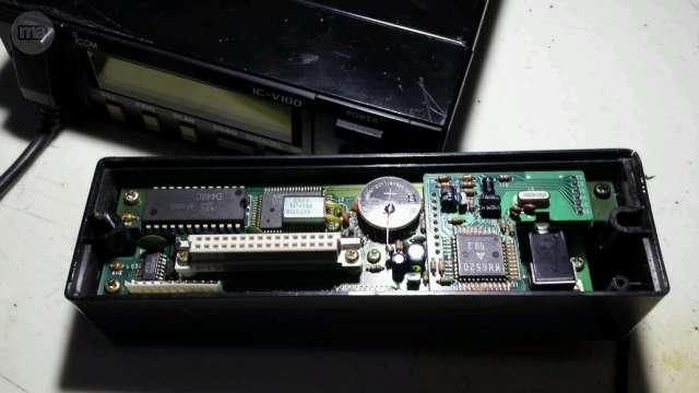 VENDO CABEZAL FRONTAL ICOM IC-V100 - foto 2