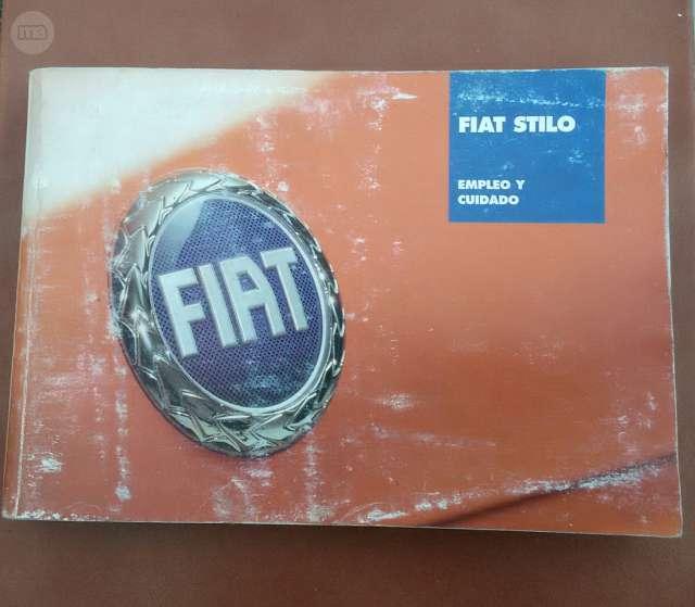 MANUAL DE INSTRUCCIONES FIAT STILO