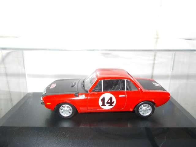 Coche Lancia Fulvia Hf- 1966 Esc 1:43