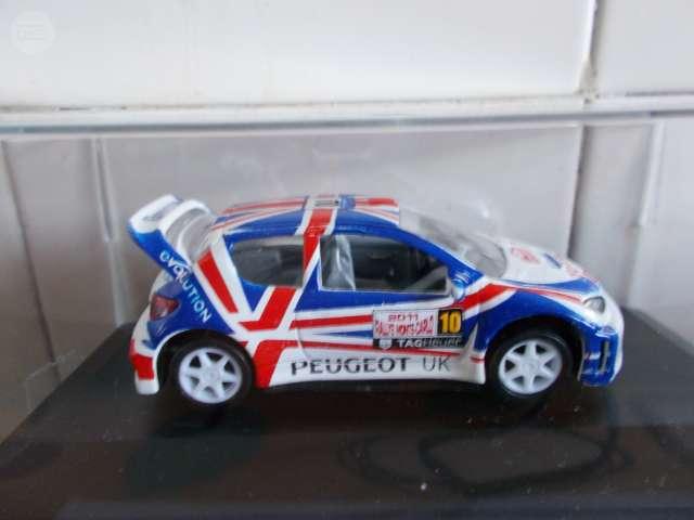 Coche Peugeot 206 Wrc Esc 1:43