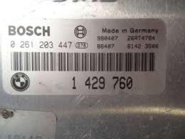 CENTRALITA MOTOR BMW 0261203447