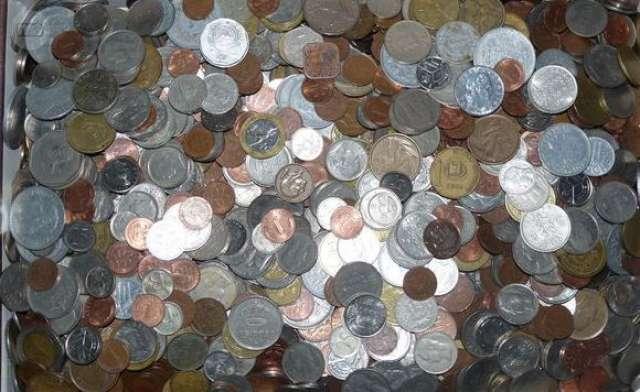 Cambio Monedas Extranjeras Del Mundo